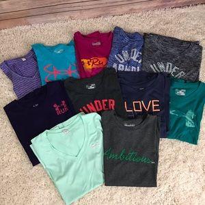 Under Armour Shirt Bundle